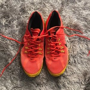Nike Air Max Orange Yellow SUNSET US Sz 11.5